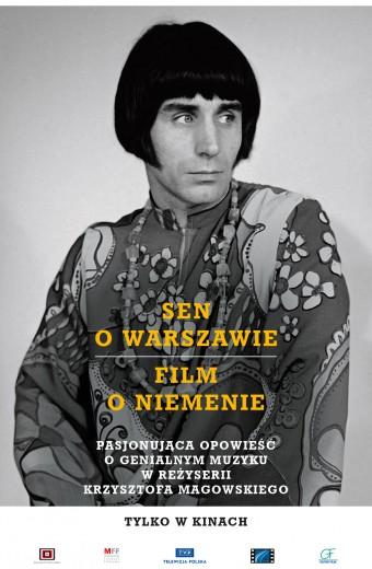 Sen o Warszawie - film o Niemenie